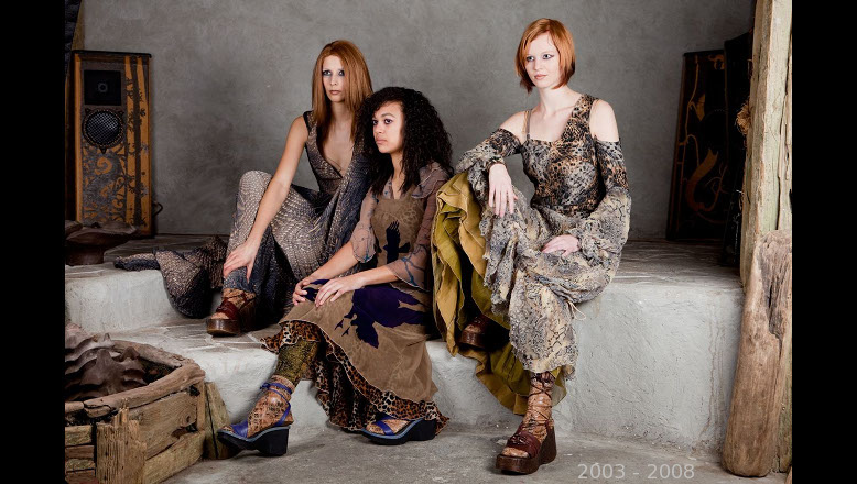 Dark Star fashion, 2003 - 2008