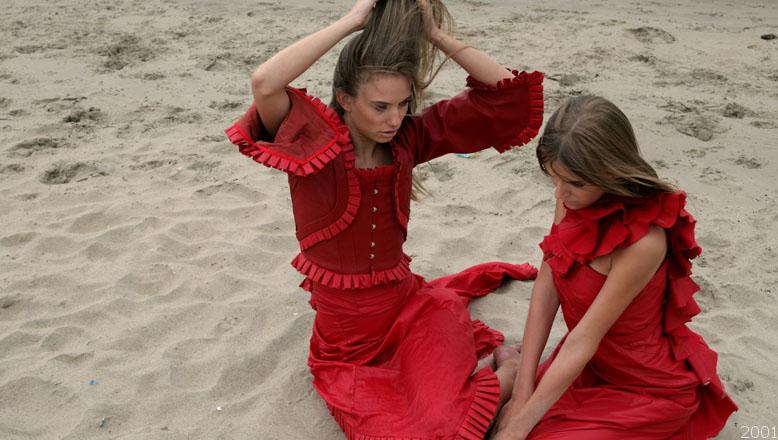 Dark Star fashion, 2001