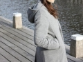 Grey Future collection, coat, 2009, Dark Star fashion