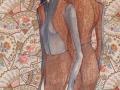 Illustration by Ivona Batuta - Dark Star fashion