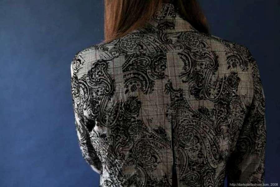 Neoclassic  collection - Dark Star fashion - 2008