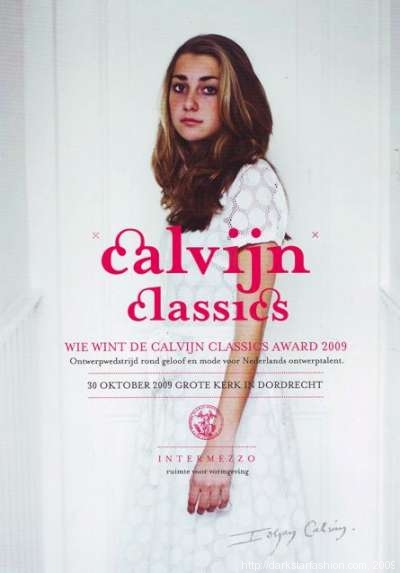 Calvin Classics – October 30th 2009 – Dordrecht – The Netherlands. Dark Star fashion