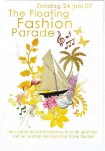 Floating Fashion Parade - 2007