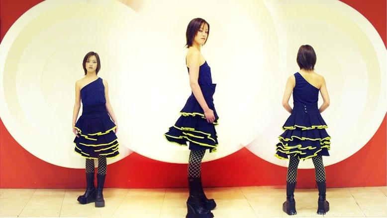 Twist - Soundscapes collection - Dark Star fashion - 2003 - 2005