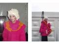 Vroege Vogels - Stichting Goede Waar exhibition - 2003 Apeldoorn, The Netherlands - Dark Star fashion - Ivona Batuta